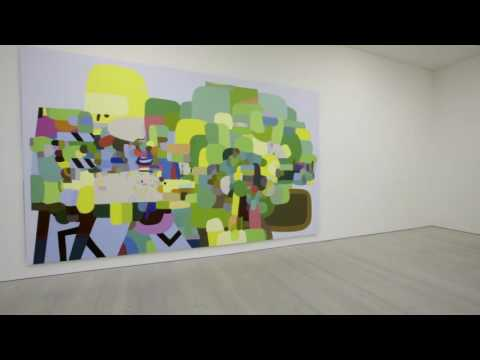 Tour of the Saatchi Gallery
