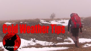 Camp and Backpack Like a Cold Weather Pro - Tips