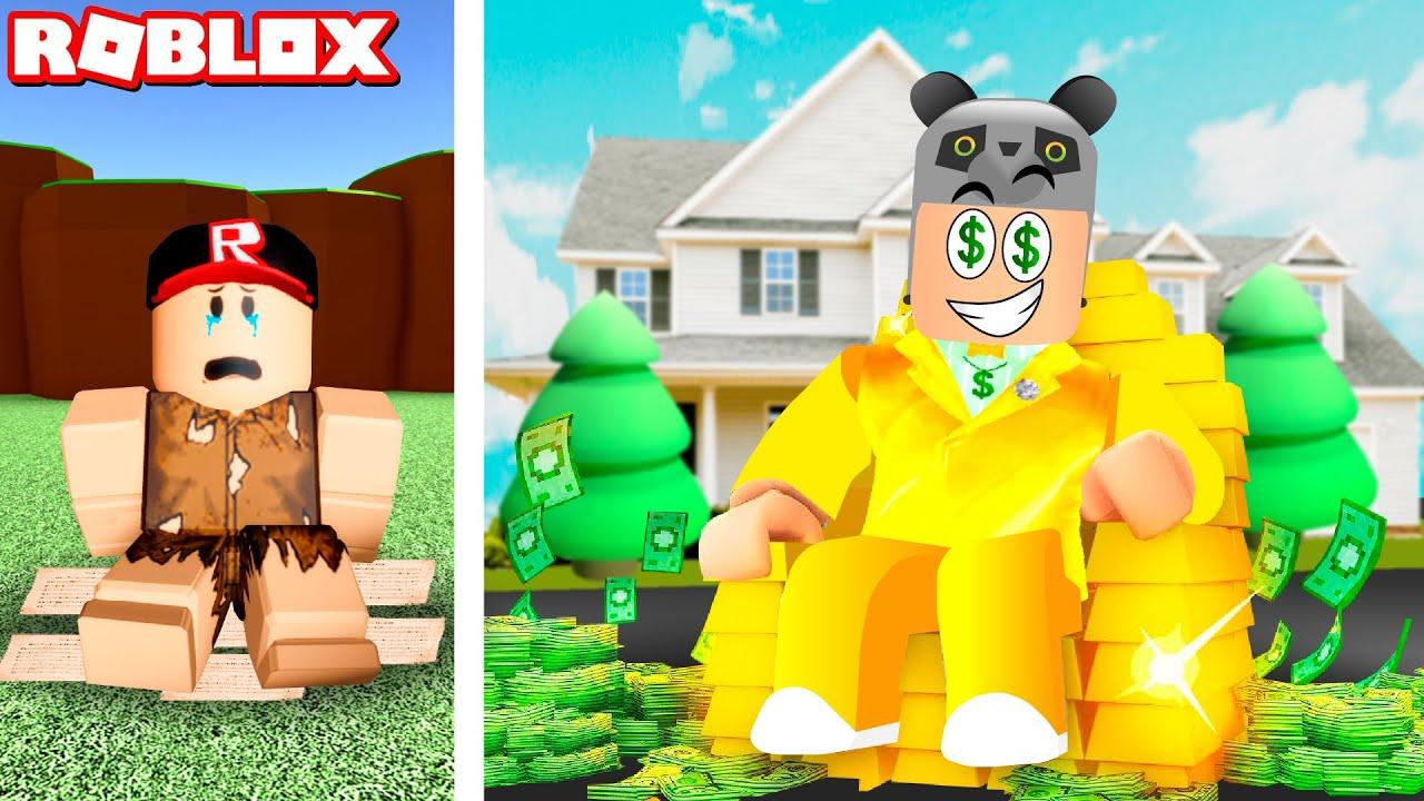 Artık Çok Zenginim!! Milyoner Fabrikası - Panda ile Roblox Millionaire Empire Tycoon