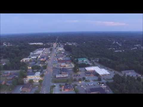Phantom 3 drone flight over Clemmons, NC - Tribute # 22 to the late, Charles Tesh (1942-2014)