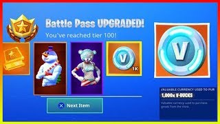 """HERE'S THE NEW BATTLE PASS"" TEMPORADA 7!! Fortnite Battle Royale"