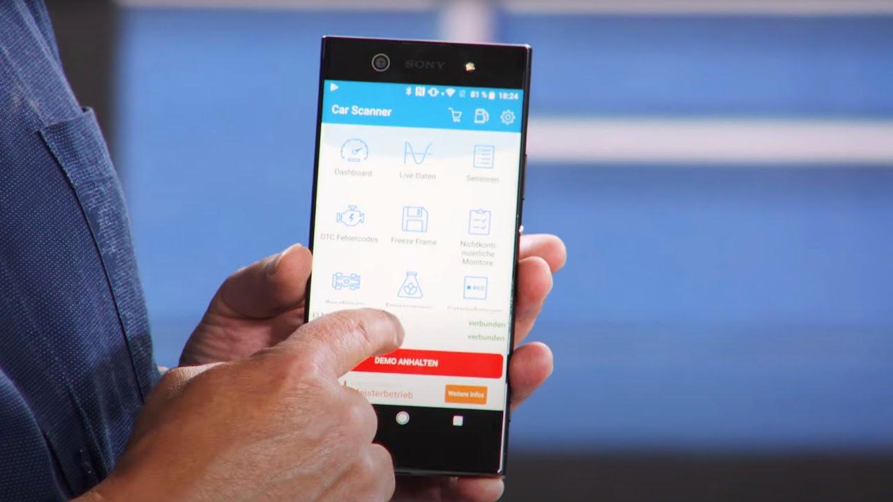 OBD2 Scanner KFZ Auto Bluetooth Diagnosegerät IOS Handy ADAPTER für Chrysler