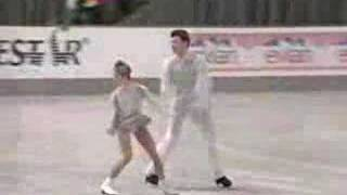 Berezhnaya & Sikharulidze 1998 GPF SP Swan Lake