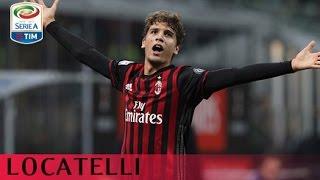 Il gol di Locatelli - Milan - Juventus 1-0 - Giornata 9 - Serie A TIM 2016/17