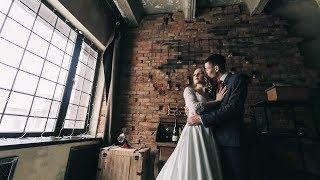 Свадебный клип Виктор и Любовь