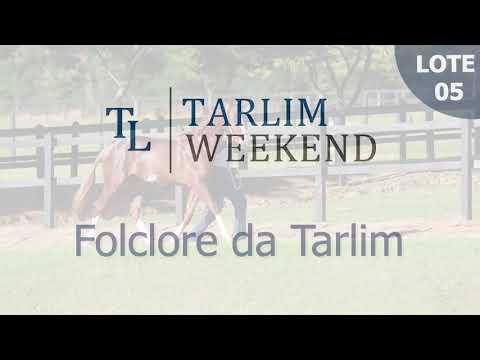 Lote 05 - Folclore da Tarlim (Potros Tarlim)