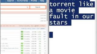 How to download torrent (for kids only)