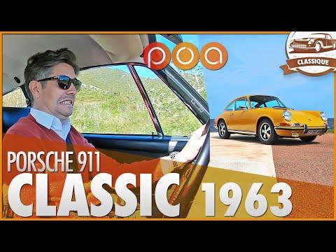 🚗 MA DERNIÈRE FOIS EN PORSCHE 911 T・Type 901 CLASSIC ?
