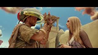 Valerian and the City of a Thousand Planets Bill Can I Have My Camera Scene. 2017  ACTION Movie