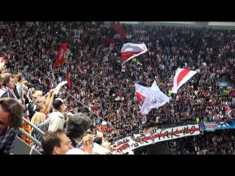 Amsterdam ArenA Ajax vs Lyon (14 Sep 2011)