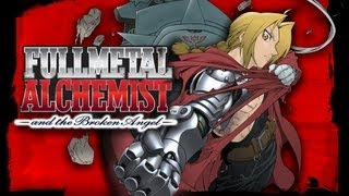 PS2 Longplay [059] Fullmetal Alchemist and the Broken Angel (part 5 of 5)