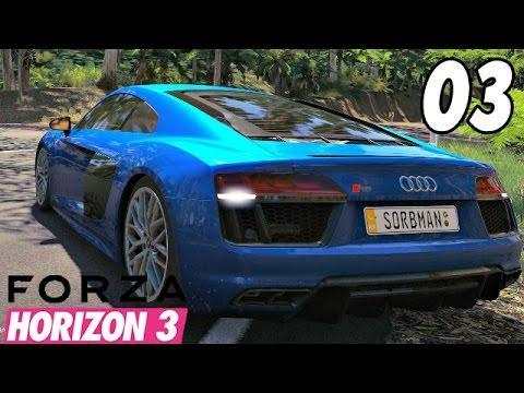 Forza Horizon 3 Gameplay Deutsch #3 - 2 Beaster tunen - Let\'s Play ...