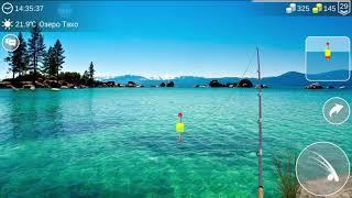 Веслонос в My Fishing World