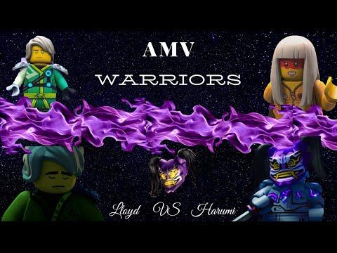Ninjago Lloyd VS Harumi /Warriors by Imagine Dragons\\  AMV/Tribute ⚠️Season 12 spoilers⚠️