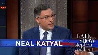 Neal Katyal: Mueller\'s Report Is \'The Beginning Of The End\'