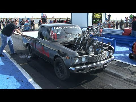 Best of DRAG RACING TRUCKS in HD - Part 2