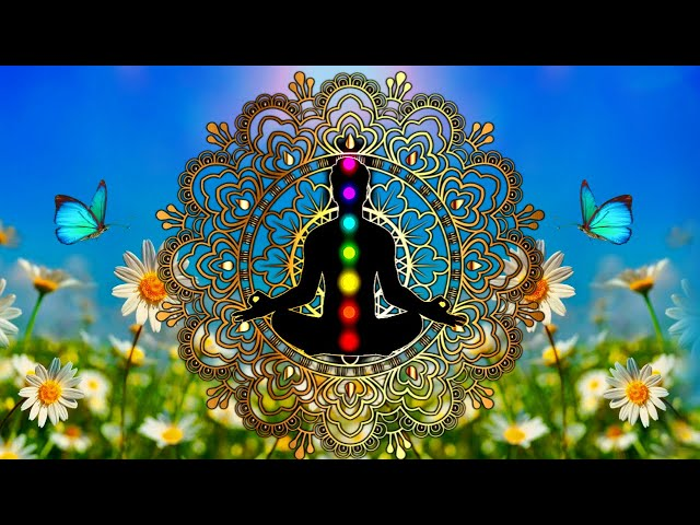 432 Hz Let Go Of Fear | Love Healing Meditation Music | Activate Pineal Gland | Positive Healing