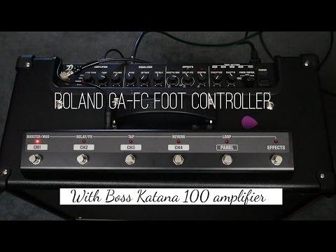 Using a Roland