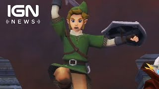 Is Skyward Sword Coming To Switch? - IGN News