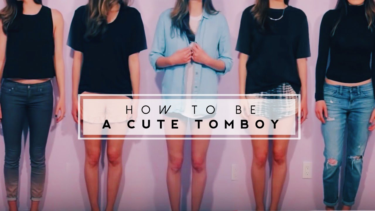 how to be more of a tomboy