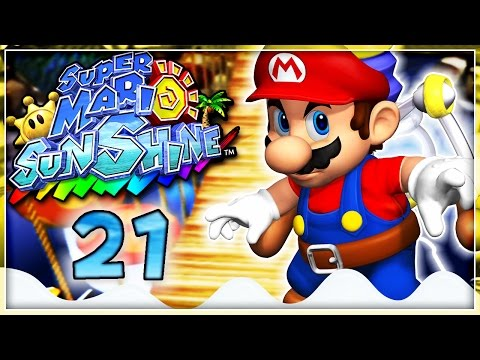 Super Mario Sunshine - DER HAT NEN VOGEL! #21 - Let's Play