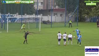 JKS Jarosław - Spartakus Daleszyce 6-4 [SKRÓT MECZU, BRAMKI]