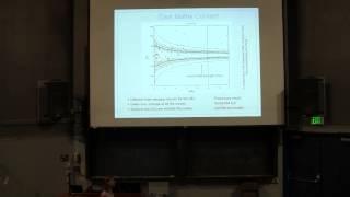 """Elisa Toloba """"Kinematics and Dark Matter halos of dwarf ellipticals in Virgo"""""""