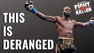 Deontay Wilder and Throwing the Towel: WTF? | Luke Thomas