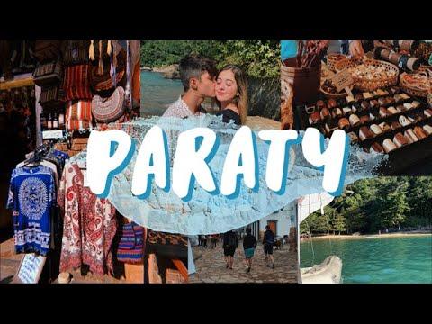 Minha viagem para Paraty