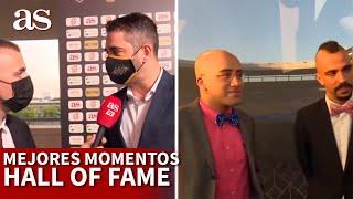 De Navarro acordándose de Gasol al homenaje a Andrés Montes: la gala Hall of Fame