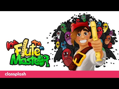 Flute Master Trailer - Learn to play recorder!