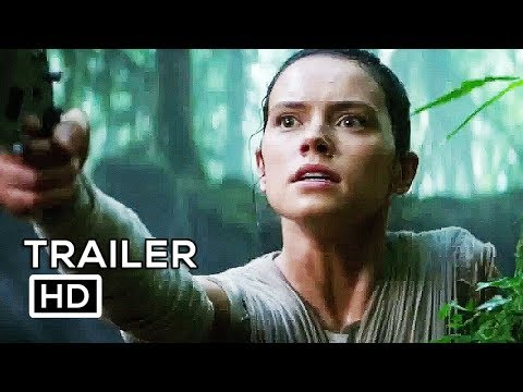 STAR WARS 8: Official Final Trailer (2017) Daisy Ridley, Mark Hamill The Last Jedi Sci-Fi Movie HD