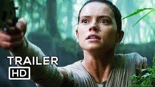 STAR WARS 8: Official Final Trailer (2018) Daisy Ridley, Mark Hamill The Last Jedi Sci-Fi Movie HD