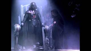 The birth of Lord Vader Theme