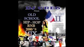 ✅ OLD SCHOOL HIP-HOP RNB MIX 2000'S VOL.2