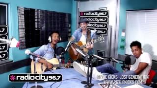 Rizzle Kicks Acoustic Session