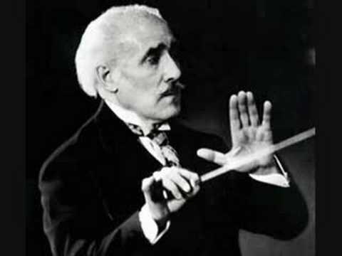 Toscanini conducts Smetana Ma Vlast: No. 2. Vltava (Moldau)