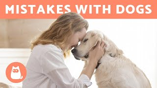 15 MISTAKES You're MAKING with Your DOG 🐶 (And You Didn't Know!)