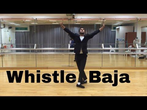 Whistle Baja Dance Cover