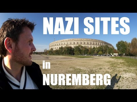 Aren't these Nazi Party Buildings in Nuremberg still scary? - A German Life #6