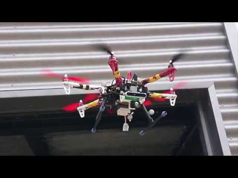 Micro-Aerial Vehicles (MAVs) for Search and Rescue Applications
