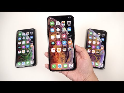 iPhone XS Max Unboxing: How's the Display?