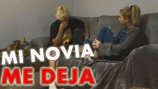 LA VENGANZA DE MI NOVIA! (ME DEJA Y ACABO LLORANDO)