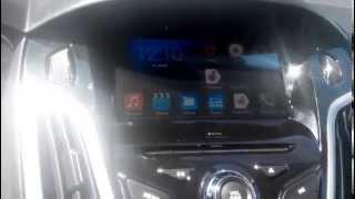 Дневной обзор. Android 4.4 Ford Focus 3 магнитола(, 2015-05-20T09:51:48.000Z)