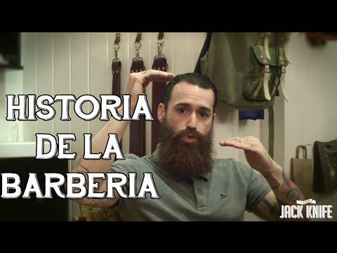 Historia de la Barbería - Lord Jack Knife College cap.1