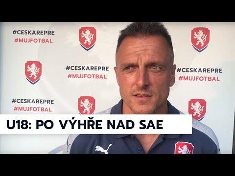 Turnaj Václava Ježka: vydřená výhra 1:0 proti SAE