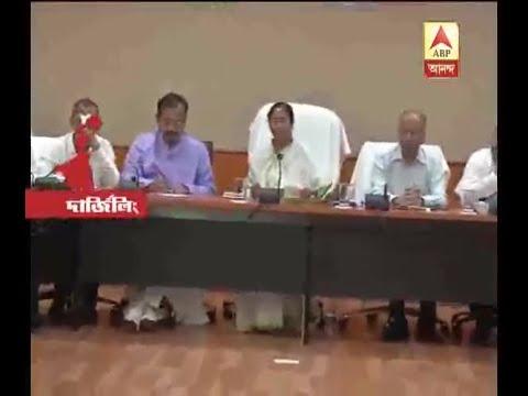 Mamata Banerjee meets Gorkhaland agitators today over Hills unrest today in Siliguri