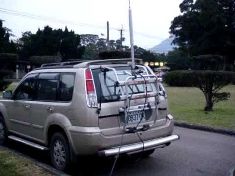 MFJ 1668 mobile/portable screwdriver antenna