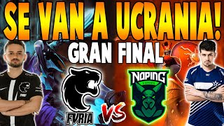 "FURIA vs NO PING [BO5] - GRAN FINAL🏆 ""Se Van A Ucrania"" - StarLadder ImbaTV Minor 2020 DOTA 2"