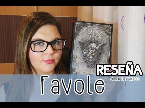 RESEÑA | Favole - Victoria Fracés
